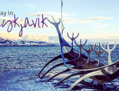 24 Hours in Reykjavik Winter Itinerary