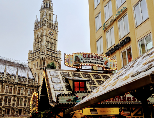 Winter Essentials: What to Pack for German Christmas Markets