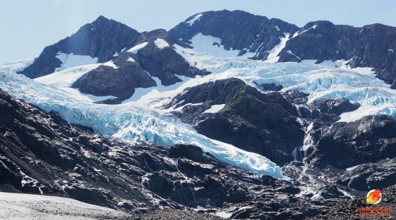glacier hikes around anchorage alaska