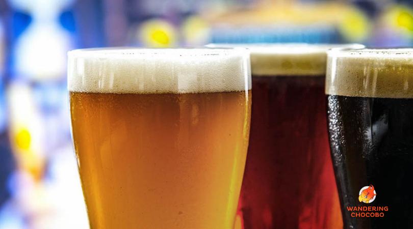 Alaska and Anchorage Best Craft beers, breweries, ciders