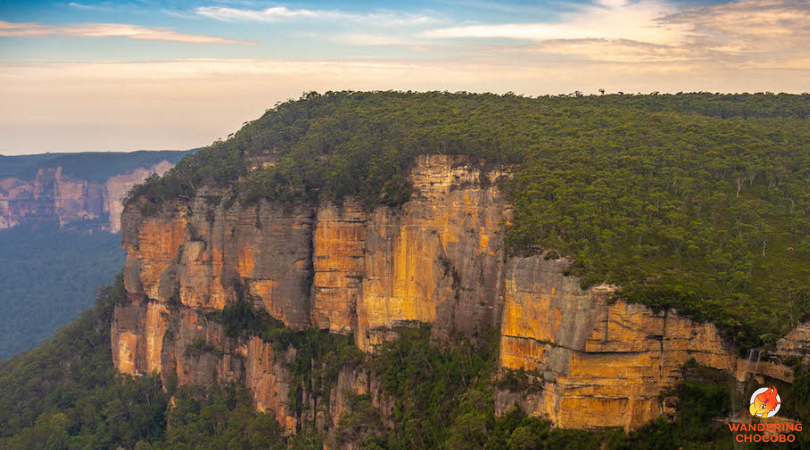 things to do in blue mountains national park australia