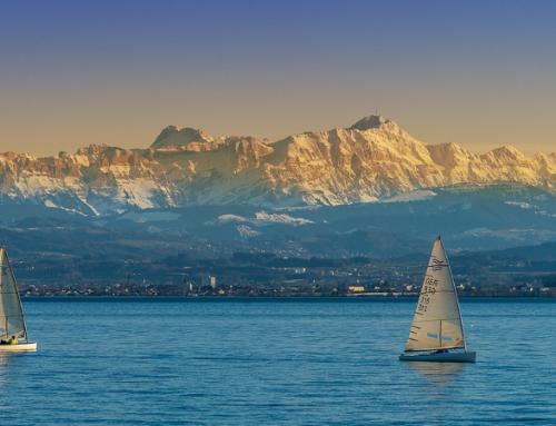 Exploring Lake Constance and Mainau with Nobel Laureates