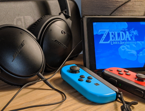 Tips for Flying and Traveling with Your Nintendo Switch + Switch Lite