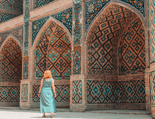 Bukhara, Uzbekistan Travel Diaries: Photos and Stories For a Virtual Vacation