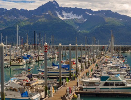 Sustainable Travel Guide to Seward, Alaska + Local Tips