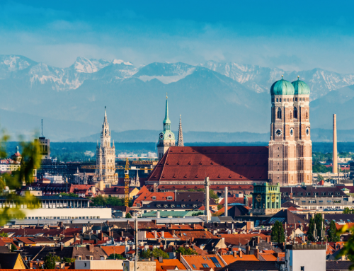 Sustainable City Travel Guide to Munich Germany
