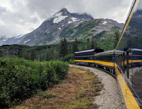 Riding The Glacier Discovery Whistle Stop Train With Alaska Railroad
