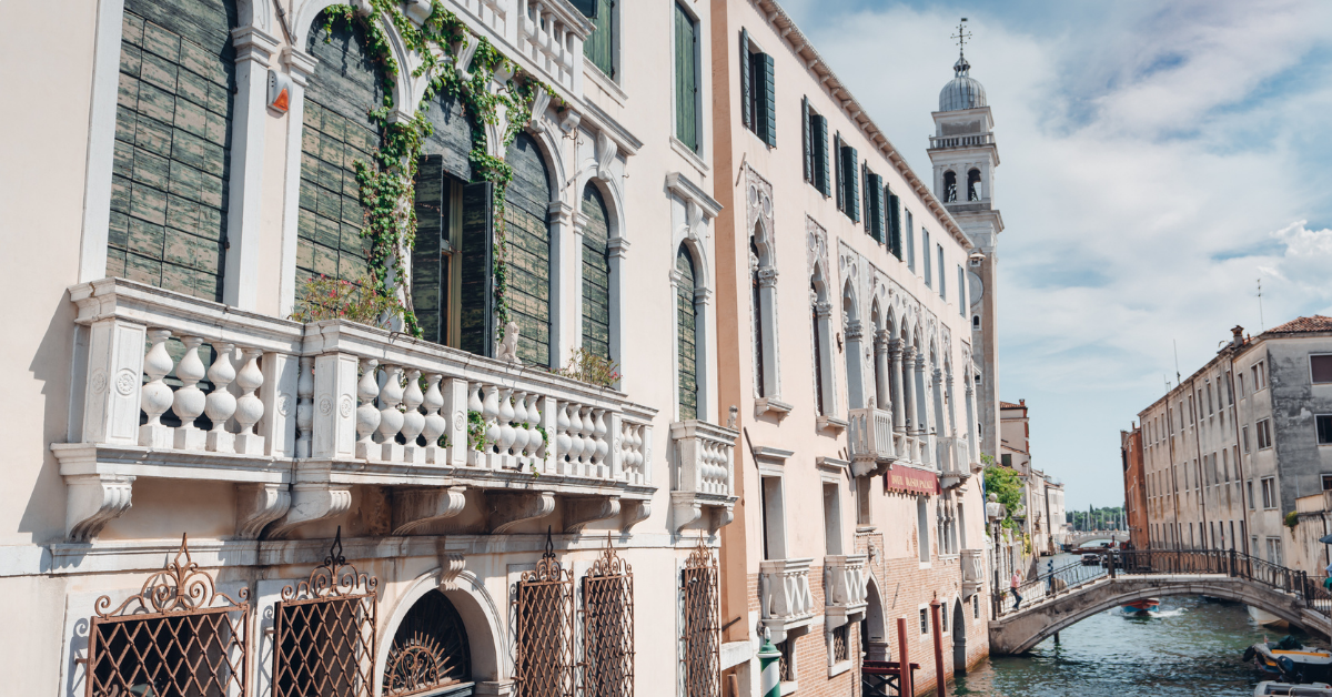 15 sustainable travel tips for Venice Italy