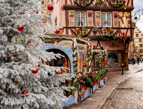 Colmar Christmas Market Guide and Itinerary Including Alsatian Villages